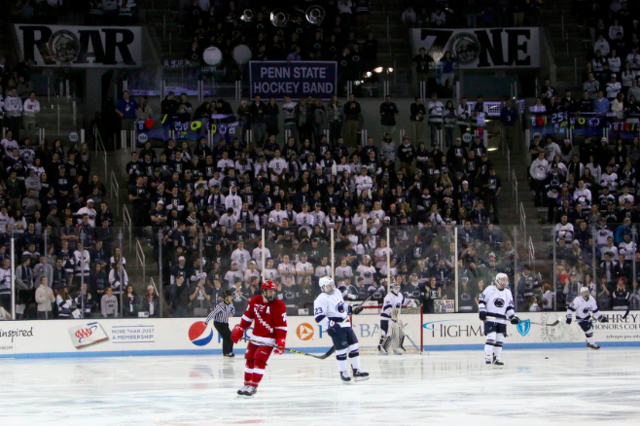 Penn State Hockey: Offense Is Just Fine, Nittany Lions Will Have To Catch Up Defensively Now