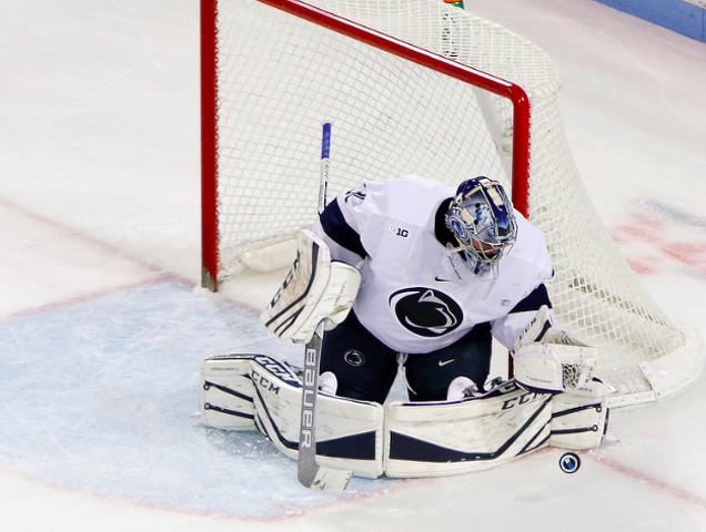 Penn State Hockey: No. 6 Nittany Lions Beat No. 5 Ohio State 4-3