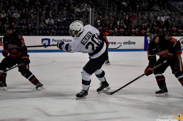 Penn State Hockey: Talvitie Invited To 2019 World Junior Championship