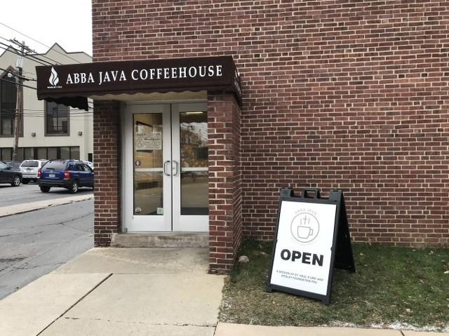 Abba Java Coffee House Provides Free Coffee and a Warm Welcome