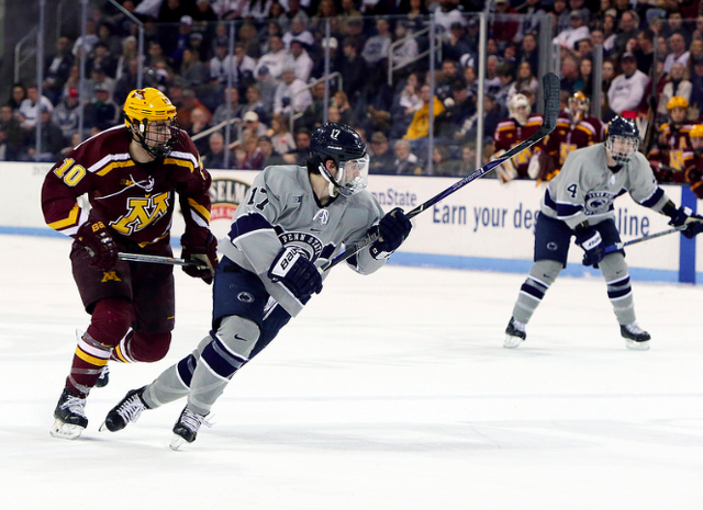 Penn State Hockey: Evan Barratt Headed To US World Junior Camp