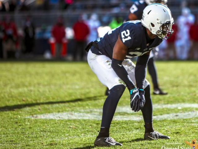 Penn State Football: Several Nittany Lions Earn All-Big Ten Honors