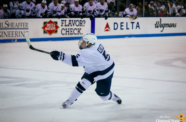 Penn State Hockey Shows Strengths And Weaknesses In 5-4 Loss To Notre Dame