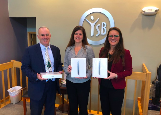 DA's Office, State Police Donate Forfeited iPads to Youth Service Bureau