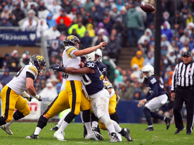 Penn State Football: Kevin Givens Makes It Four Nittany Lions Declaring Early