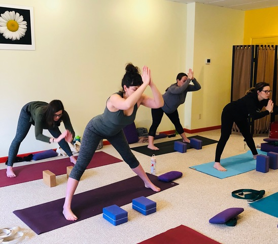 New Location Means New Offerings for TriYoga of Central Pennsylvania