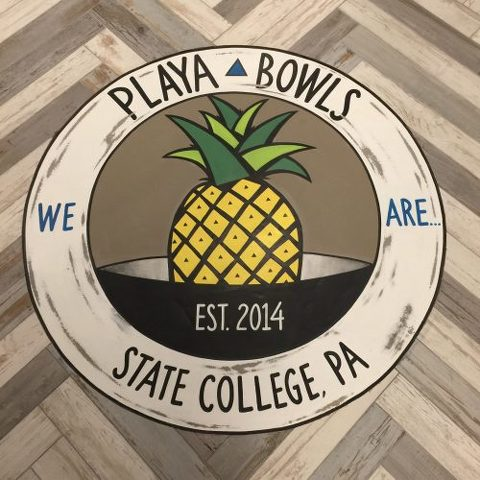 Playa Bowls Set to Open State College Location