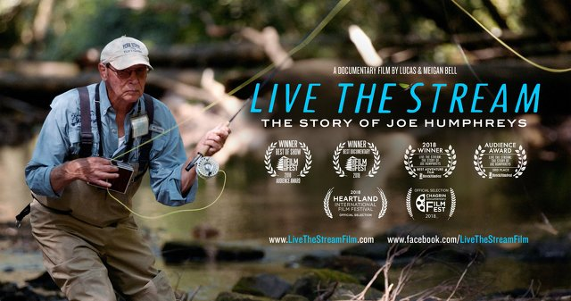 Documentary About Fly Fishing Legend Joe Humphreys to Screen at State Theatre