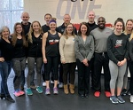 One on One Fitness raises $37,000 for Centre Volunteers in Medicine, YSB