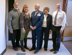Air Force colonel shares keys to success with South Hills students