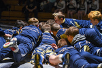 Bald Eagle Area wrestling records 700th victory