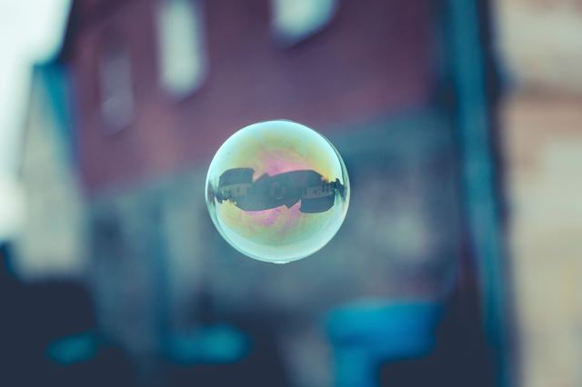 Of Bubbles and Troubles