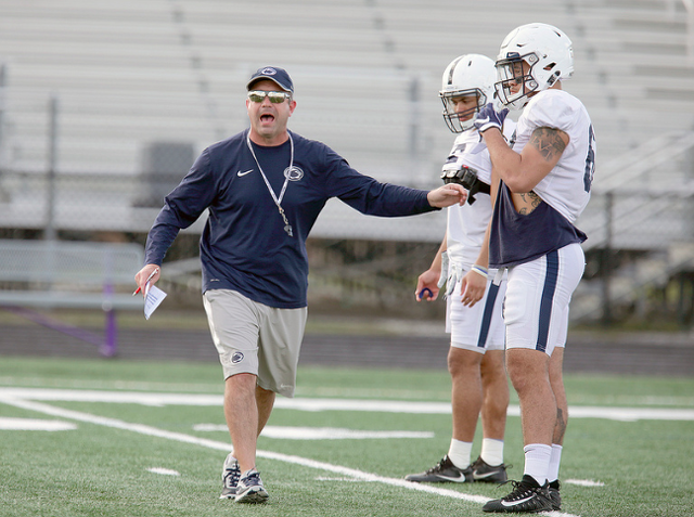 James Franklin Talks Parker Hire, Corley Firing and Galiano Retention