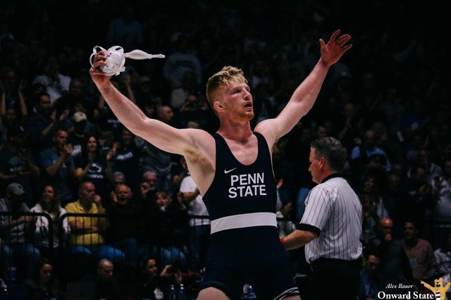 No. 1 Penn State Wrestling Crushes No. 2 Ohio State