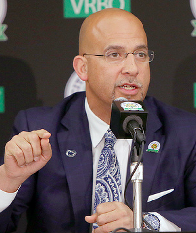 Penn State Football: James Franklin's Work Ethic is a Staple in More Ways Than One