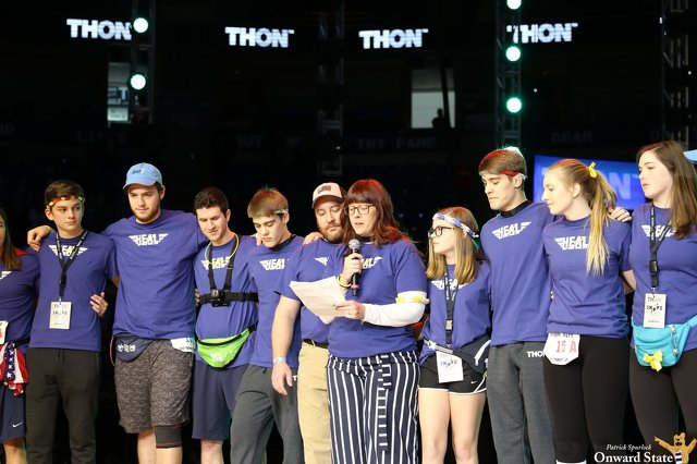 THON Family Hour: 'Thank You Will Never Be Enough'
