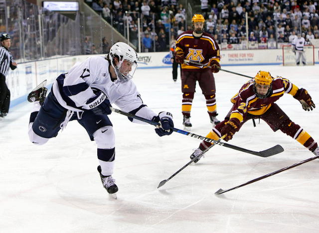 Penn State Hockey: Barratt's Status Uncertain For Pivotal Weekend Series