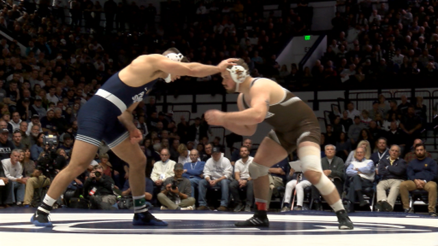 Penn State Wrestling Set for Senior Day