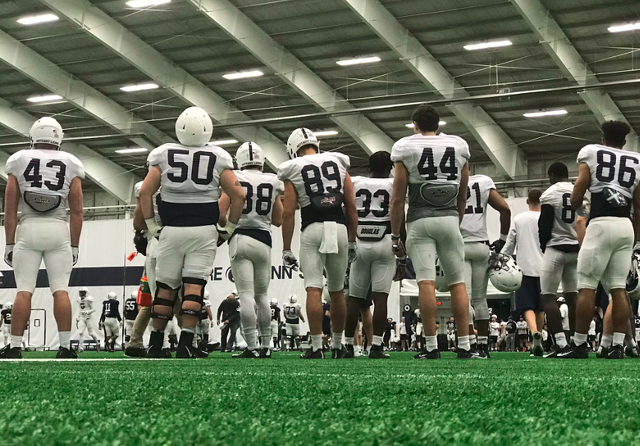 Penn State Football: Ellis Shows Flashes Early In Spring Practice