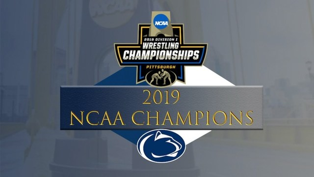 Penn State Wrestling Wins Eighth National Title in Nine Years