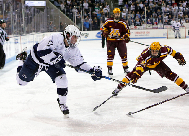 Penn State Hockey: Gadowsky Optimistic Draftees Will Return