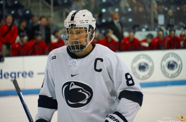 Penn State Hockey: Chase Berger Signs AHL Contract With Wilkes-Barre/Scranton Penguins
