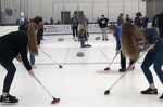 Learn-to-curl event provides a fun opportunity to try something new