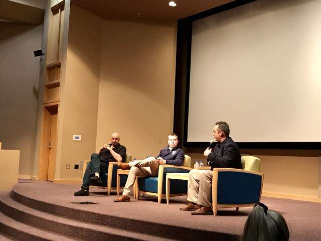 Fetterman, Corman Tackle Cost of Education in Discussion at Penn State