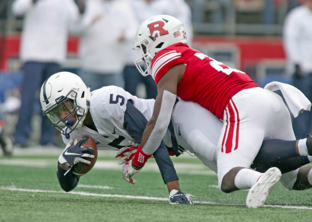 Penn State Football: Dotson Was Ready, And It Paid Off