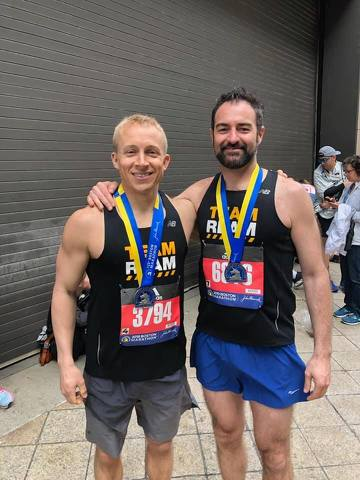 Local Athletes Finish Boston Marathon