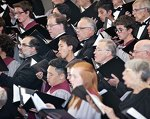 Choral Society marks 70th anniversary with gala performance