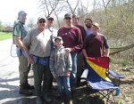 Anglers hit the streams in Penns Valley