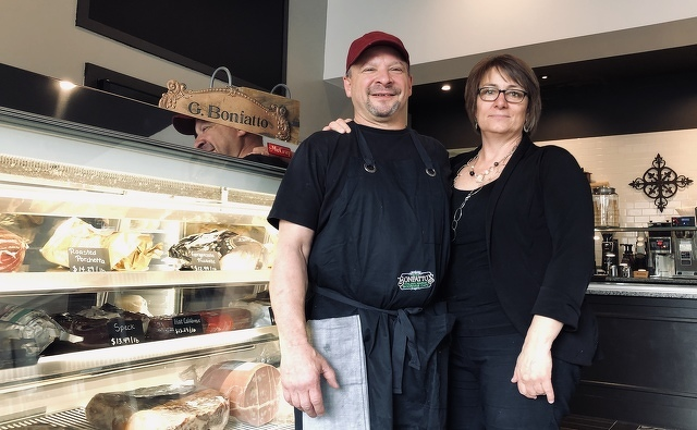Bonfatto's Opens in New Location