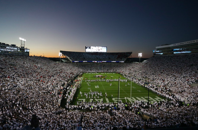 Penn State Football: Game Day Themes Announced, Pitt Set For Stripe Out