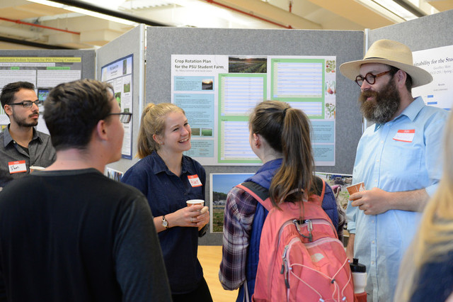 Campus and Community Sustainability Expo to Highlight Collaborative Projects