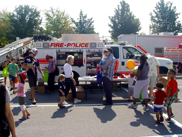 Patton Township Children's Safety Fair Offers a Day of Fun Activities