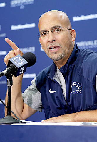 What are the Odds of James Franklin Sharing Penn State Injury Reports in 2019?