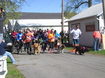 Grange Fairgrounds hosts Dog Jog