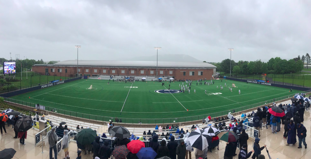 Penn State Men's Lacrosse: Nittany Lions Roll UMBC 25-10 For First NCAA Tournament Win