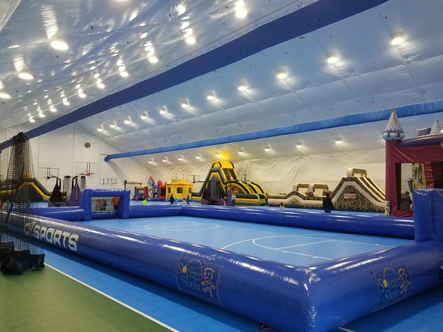 C3 Sports Indoor Complex Provides New Place to Play