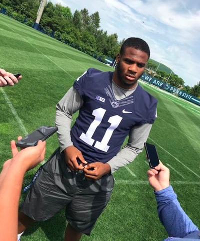 Penn State Football: Parsons Comfortable In His Own Skin On And Off The Field