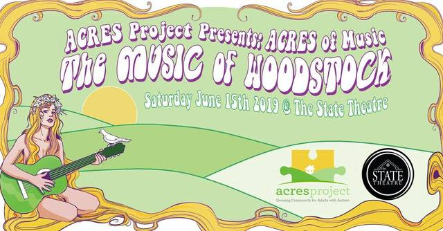 'Music of Woodstock' Concert to Benefit ACRES Project