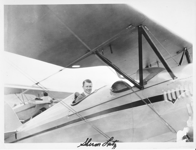 New Centre County Historical Society Exhibition Showcases a Local Aviation Pioneer