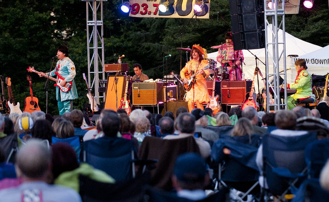 Beatlemania to Close Out Father's Day Weekend in Bellefonte