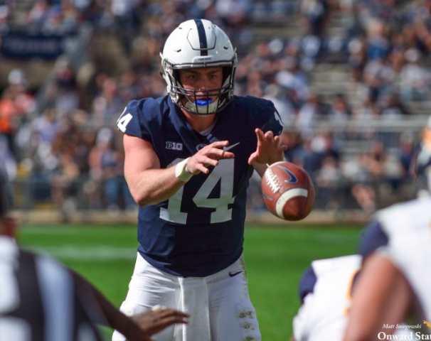 Penn State Football: Number Called, Clifford Ready To Step Up