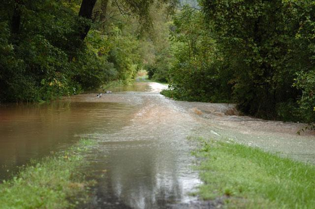 Flash Flood Watch Continues for Centre County