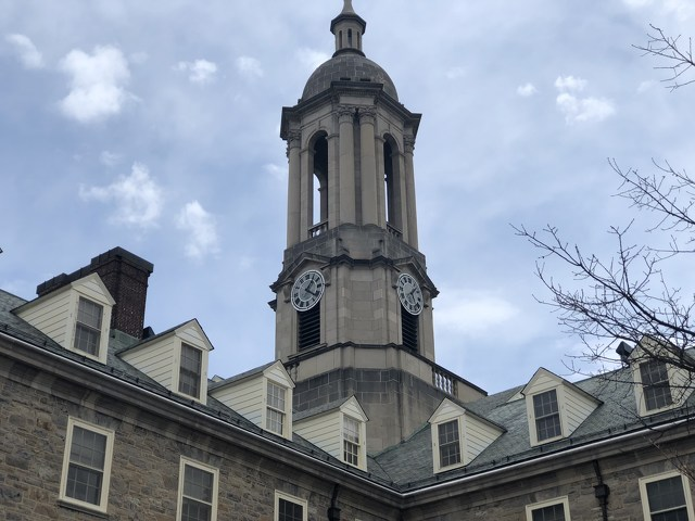 Penn State Fraternity Suspended for Hazing Allegations