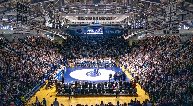 New Book Chronicles 'Dawn of a New Era' of Penn State Wrestling