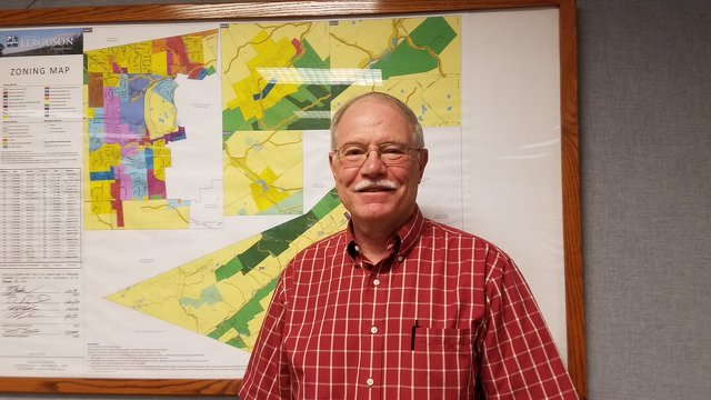 Stryker Appointed to Ferguson Township Board of Supervisors