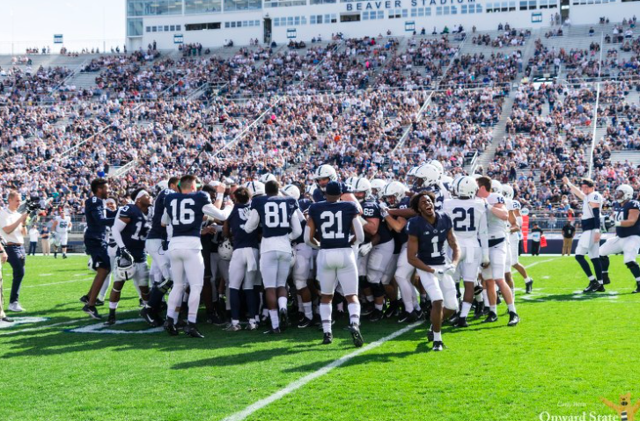 Penn State Football: Freshman Heights, Weights And Jersey Numbers Released